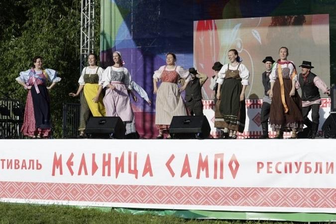 """Московский фестиваль """"Мельница """"Сампо"""" 2019"""