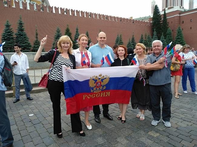 Карельское землячество в День России