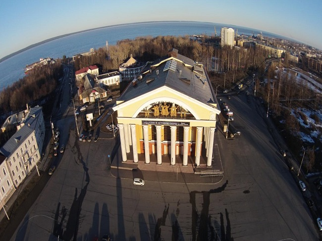 С Днём рождения, Петрозаводск!