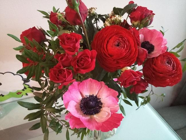 Цветы и Париж Ольги Хлопиной