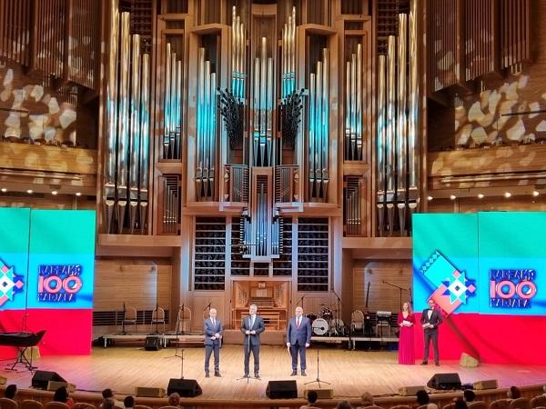От кантеле до органа – карельскую культуру представили на Днях Республики Карелия в Москве